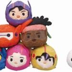 ツムツムのぬいぐるみにベイマックスシリーズが登場!3月3日に全国のディズニーストアで発売!